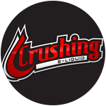 Crushing Logo