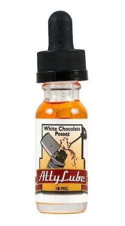White Chocolate Posset by Atty Lube