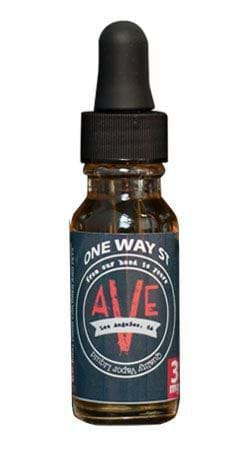 One Way Street E-Juice