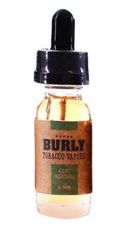 Cool Menthol by Burly