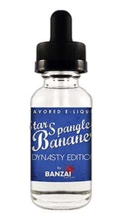 Star Spangled Bananer E-Juice