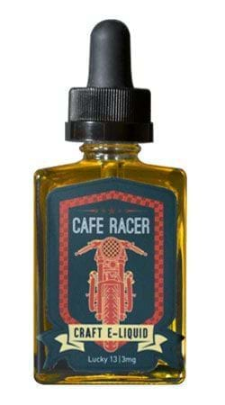 Cafe Racer Craft E Liquid Lucky 13 E-Juice Flavor