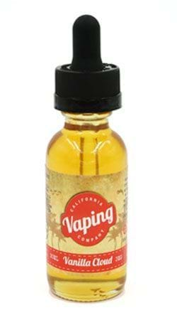 Vanilla Cloud E-Juice