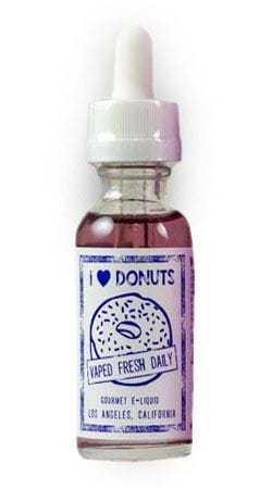 I Love Donuts I <3 Donuts E-Juice Flavor