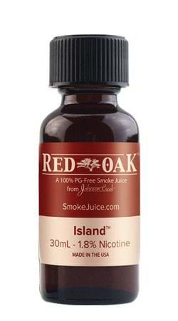Island by Red Oak