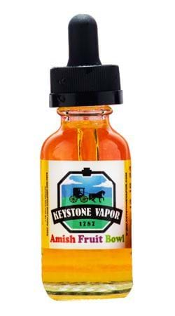 Amish Fruit Bowl by Keystone Vapor