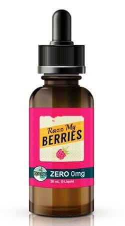 Razz My Berries E-Juice