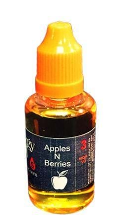 Apples N Berries by Synergy Liquid Black Label