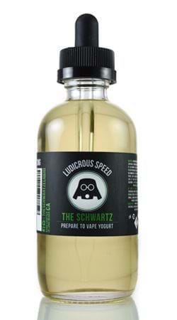 The Schwartz Eliquid LUDICRUS SPEED