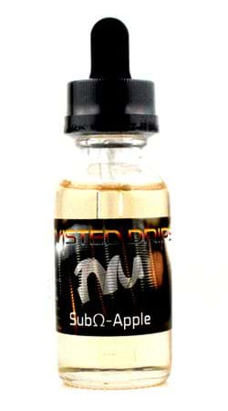 Sub Apple By Twisted Drips Zamplebox Ejuice Flavors