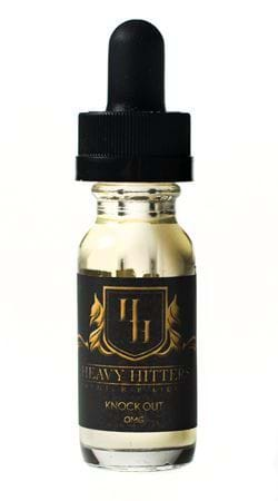 KNOCK OUT by Heavy Hitters Premium Eliquid