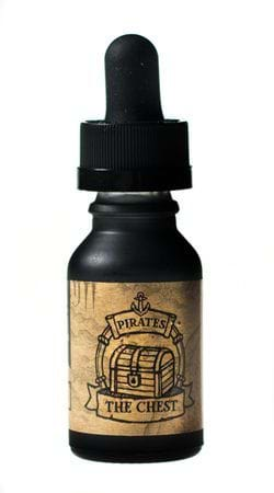 Pirates The Chest E-Juice Flavor