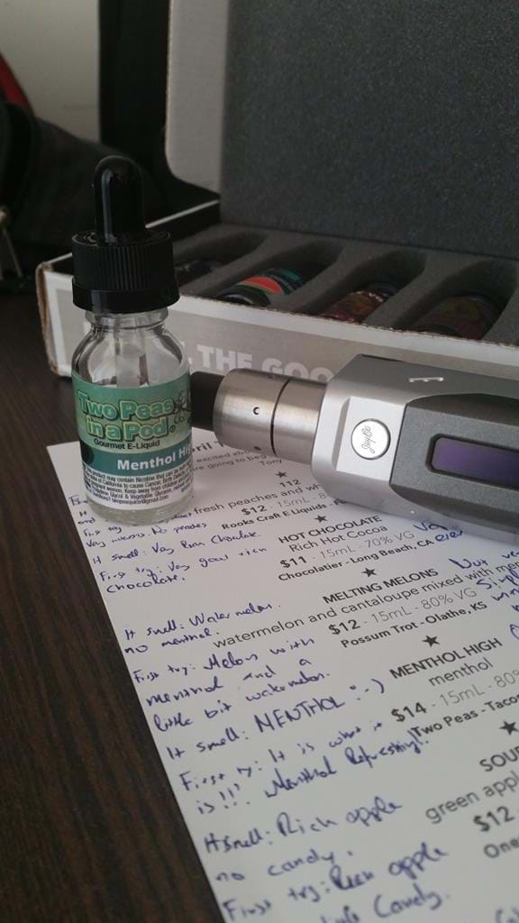 Photo of Menthol High by Periklis