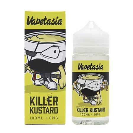 Best Custard Vape