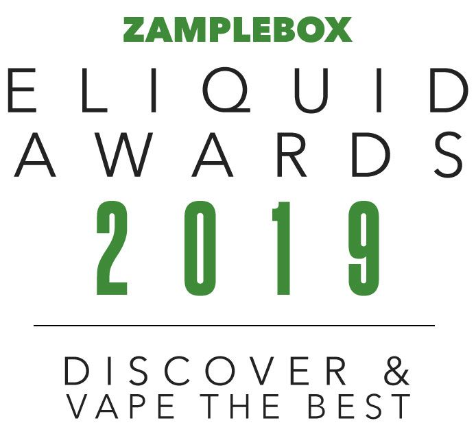 ZampleBox Eliquid Awards 2019